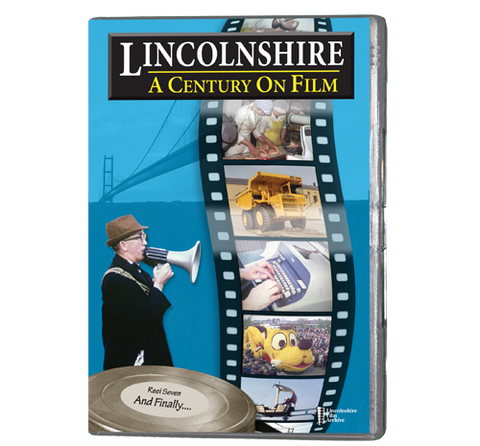 Lincolnshire A Century on Film 7 (DVD 129)
