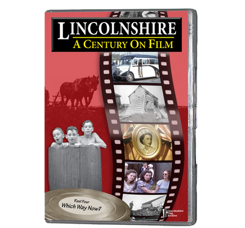 Lincolnshire - A Century on Film 4 (DVD 122)