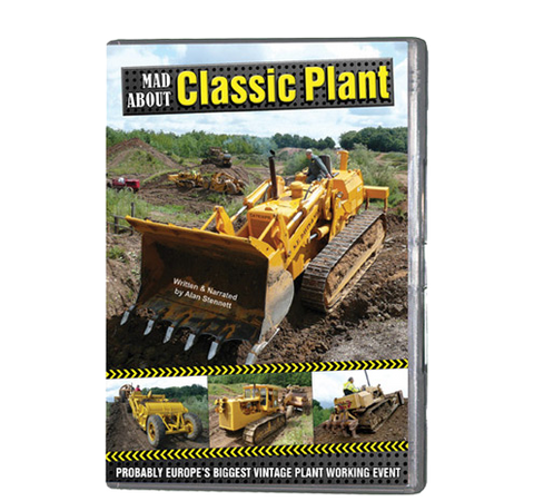 Mad About Classic Plant (DVD 116)
