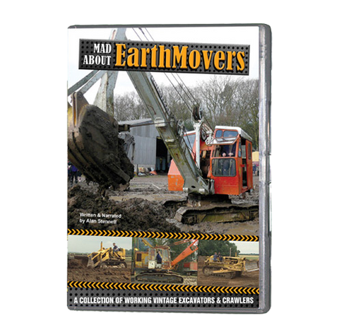 Mad About Earth Movers (DVD 115)