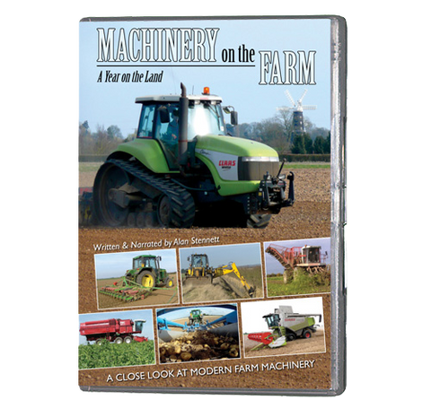 Machinery on the Farm (DVD 123)
