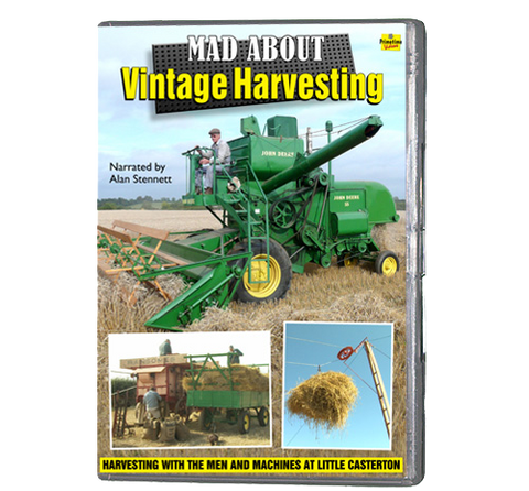 Mad About Vintage Harvesting (DVD 125)