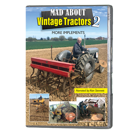Mad About Vintage Tractors 2 (DVD 128)