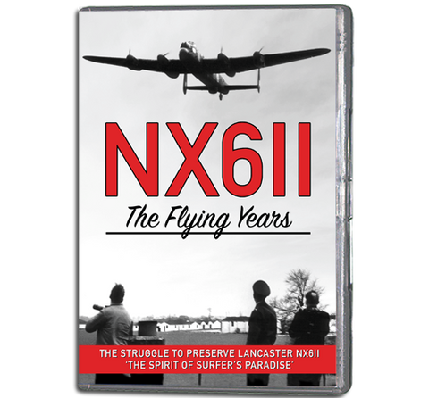 NX611 - The Flying Years (DVD132)