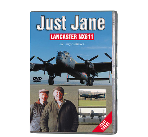 Two Farmers and a Lancaster 3 (DVD 025)