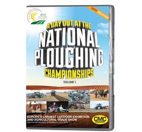 A Day Out at the National Ploughing Championships (DVD)