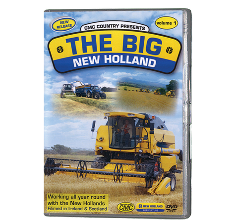 The Big New Holland 1 (DVD)