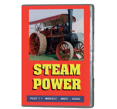 Steam Power (DVD)