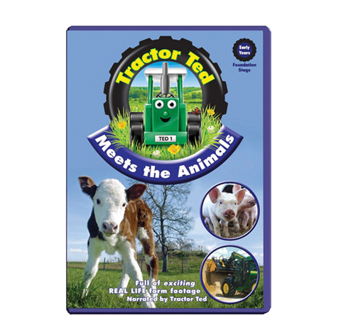 Tractor Ted - Meet the Animals (DVD 261)
