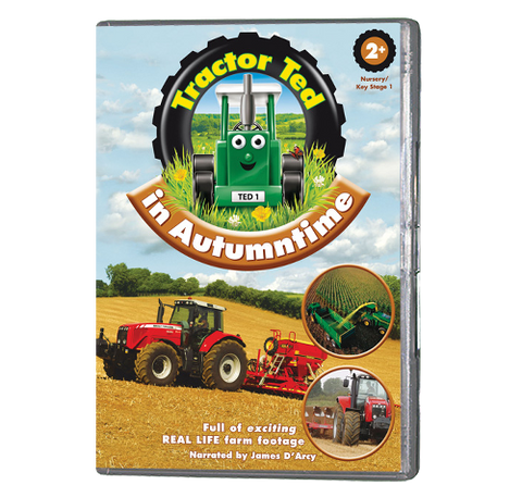 Tractor Ted - In Autumntime (DVD)