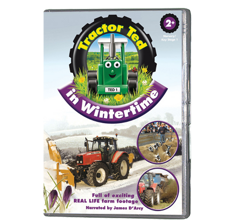 Tractor Ted - in Wintertime (DVD)