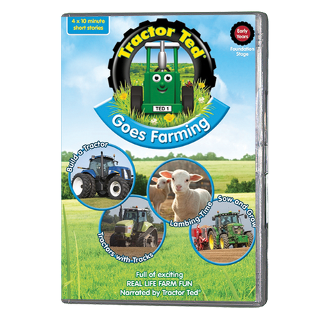 Tractor Ted - Goes Farming (DVD 277)