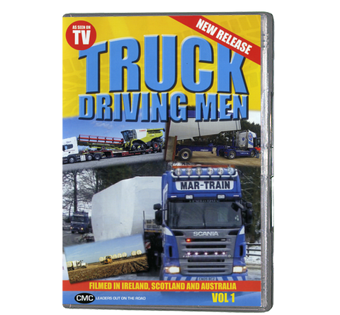 Truck Driving Men 1 (DVD)