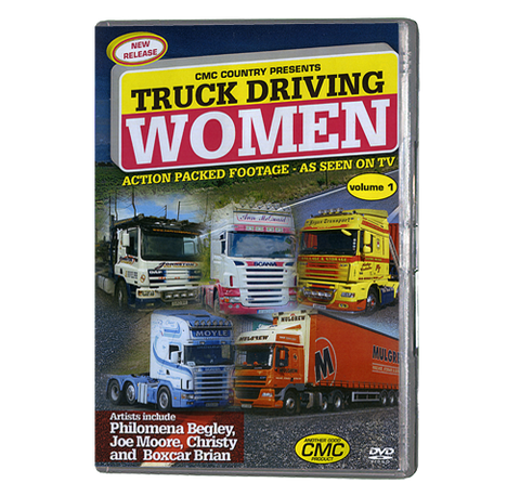 Truck Driving Women (DVD)