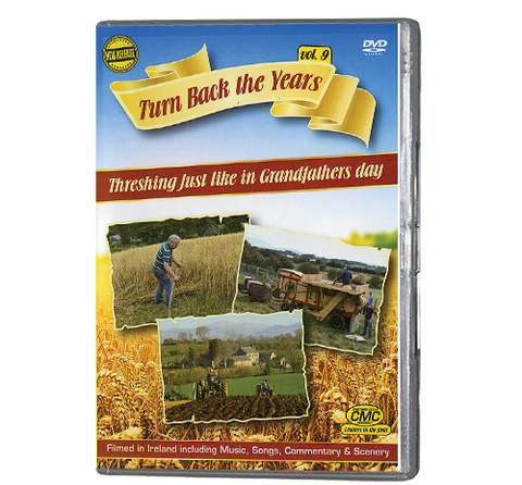 Turn Back the Years 9 (DVD)