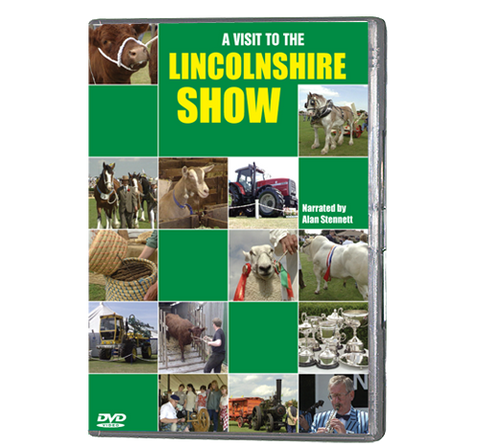 Visit to the Lincolnshire Show (DVD 111)