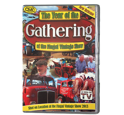 The Year of the Gathering (DVD)