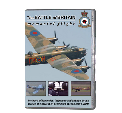 Battle of Britain Memorial Flight (DVD 027)