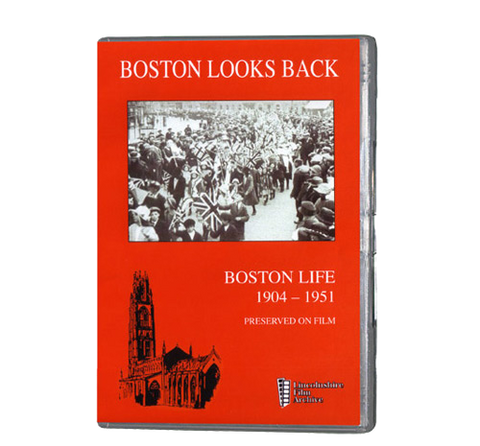 Boston Looks Back (DVD 041)