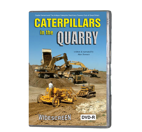 Caterpillars in the Quarry (DVD 070)