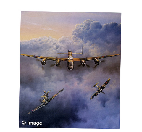 Classic Warplanes of the BBMF (ART 05)