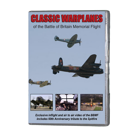 Classic Warplanes of the BBMF (DVD 026)