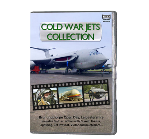 Cold War Jets Collection (DVD 091)