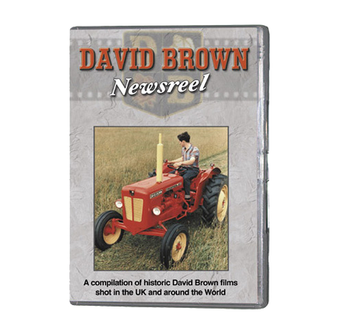 David Brown Newsreel (DVD 016)