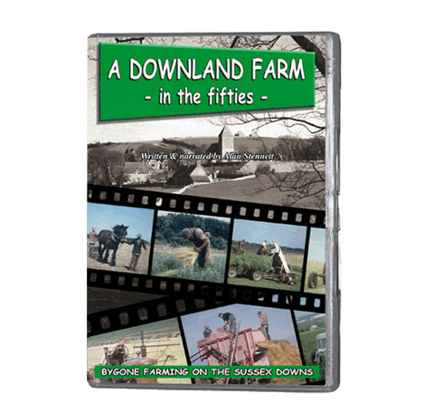 A Downland Farm in the 1950s (DVD 082)