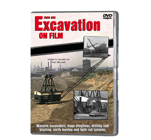 Excavation on Film (DVD 005)