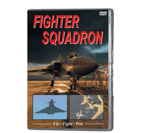 No. 5 Fighter Squadron (DVD 034)