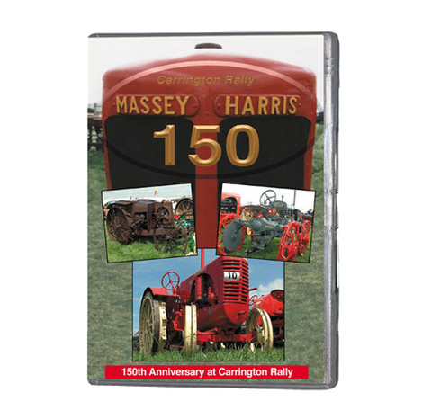 Massey Harris 150 (DVD 017)