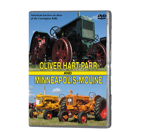 Oliver and Minneapolis Moline (DVD 085)