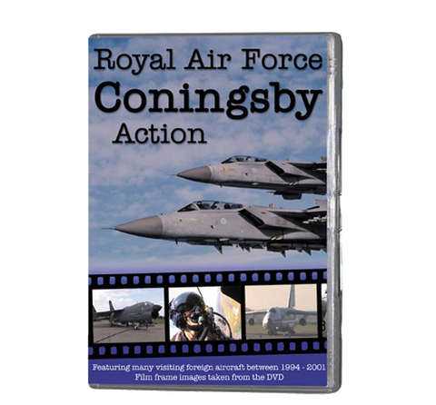 RAF Coningsby Action (DVD 036)