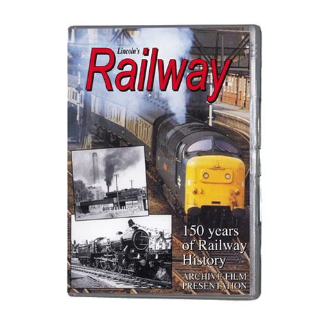 150 Years of Lincoln's Railway (DVD 049)