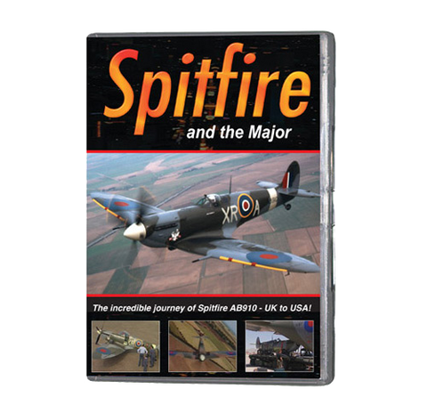 Spitfire and the Major (DVD 030)