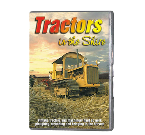 Tractors in the Shire (DVD 009)