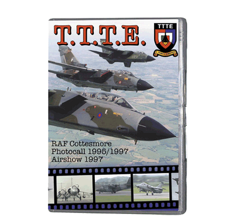 TTTE - RAF Cottesmore Air Show & Photo calls (DVD 028)
