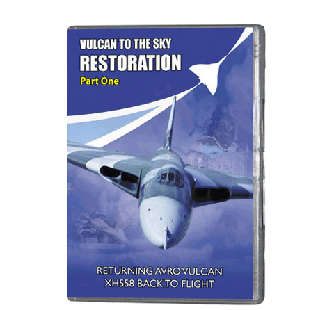 Vulcan to the Sky Restoration 1 (DVD 093)