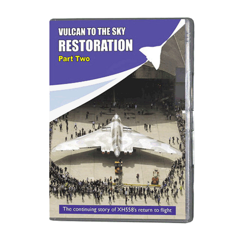 Vulcan to the Sky Restoration 2 (DVD 094)