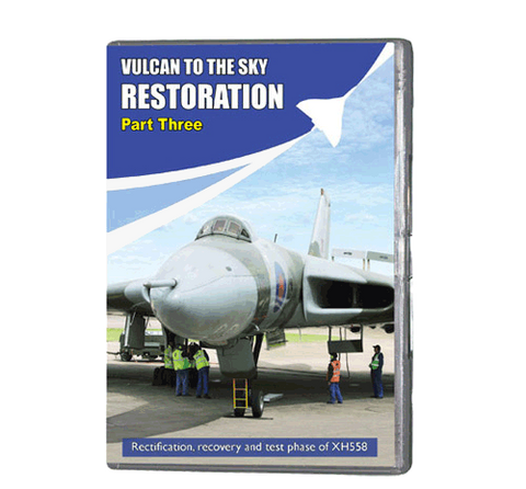 Vulcan to the Sky Restoration 3 (DVD 098)