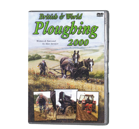 British and World Ploughing (DVD 008)
