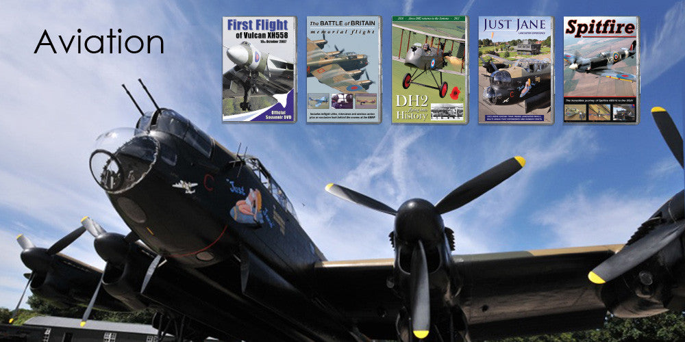 Aviation Videos and Books