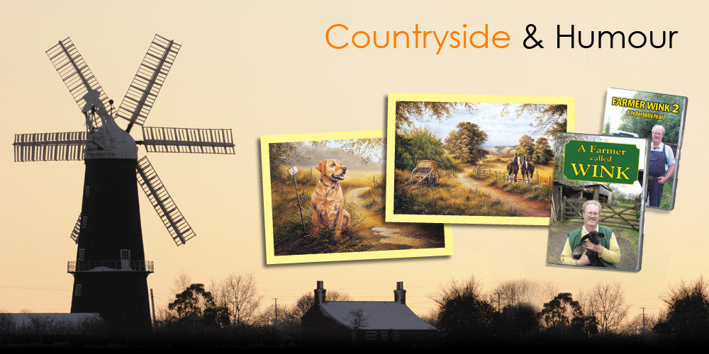 Countryside Videos and Books