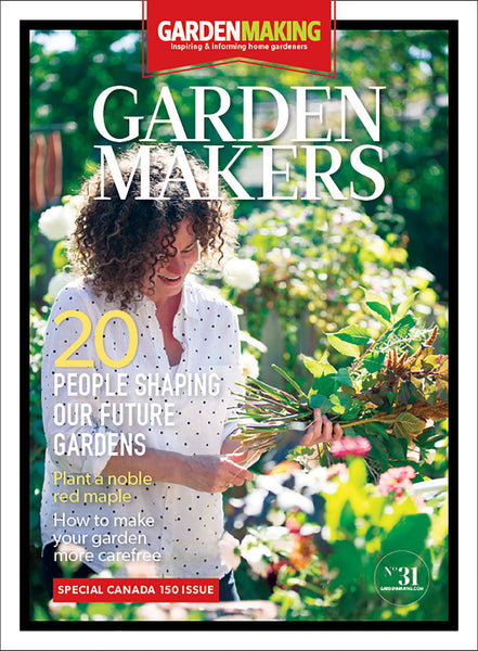 Garden Makers – Canada 150 (Issue 31)