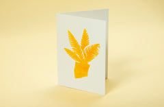B.D Graft - Greeting Card I