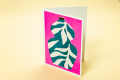 We Are Out Of Office - Greeting Card