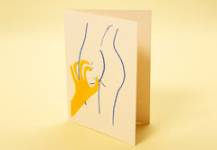 B.D Graft - Greeting Card II