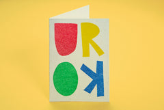 Luke John Matthew Arnold - Greeting Card II
