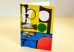Stephen Smith - Greeting Card